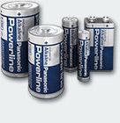 Panasonic Alkali Batterien
