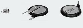 Panasonic Wiederaufladbare Lithium-Knopfzellen